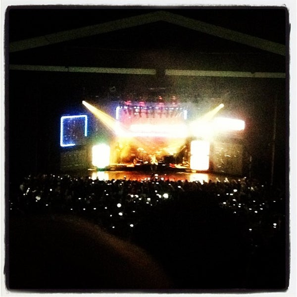 Photo taken at The Greek Theatre by Whitney L. on 9/18/2013