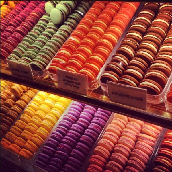 Photo taken at La Maison du Macaron by Kit Kat🍫 on 1/27/2013