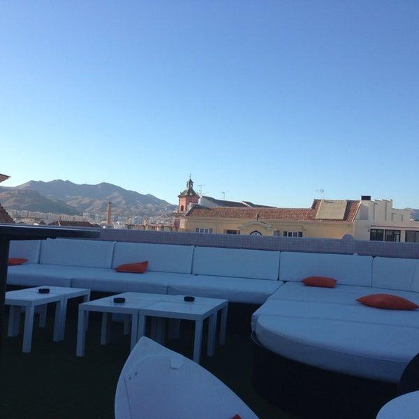 Photo taken at Hotel Room Mate Larios by Juanen F. on 8/10/2013