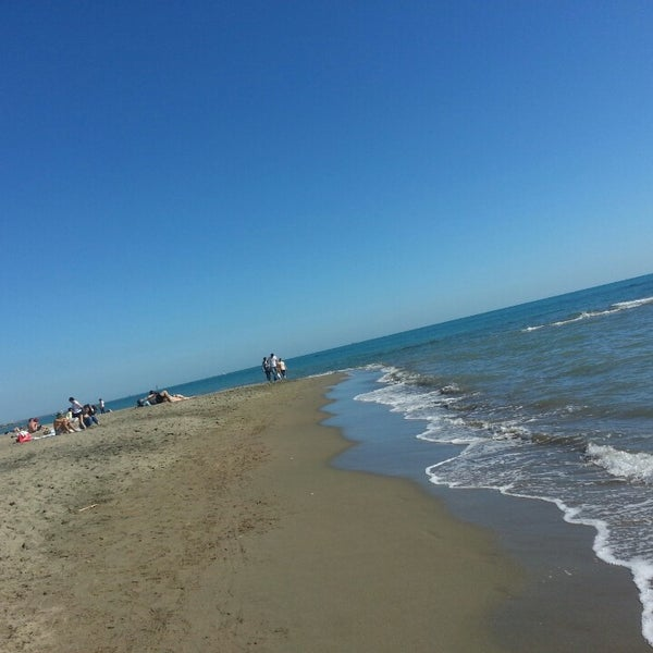 Photo taken at Ostia by Valentina O. on 4/14/2013
