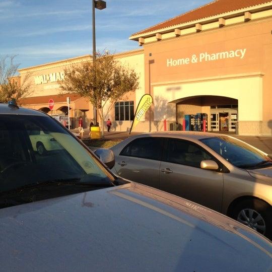 Photo taken at Walmart Supercenter by John S. on 12/4/2012
