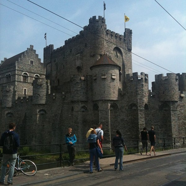 Photo taken at Gravensteen / Castle of the Counts by RicoBel on 7/13/2013