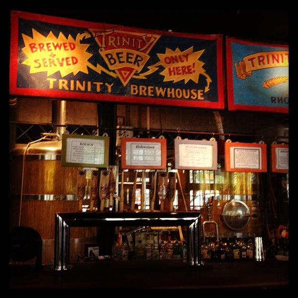 Photo taken at Trinity Brewhouse by Swamp Head on 7/26/2013