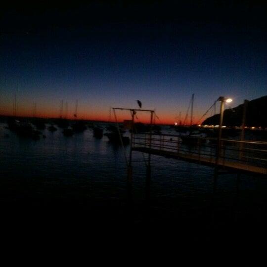 Photo taken at Santa Catalina Island by Airalin B. on 11/6/2012