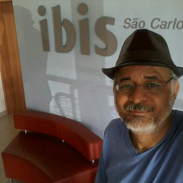 Photo taken at ibis São Carlos by Pedro S. on 12/18/2013