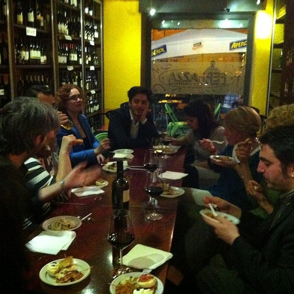 Photo taken at Enoteca Ferrazza by Fabrizio F. on 10/5/2012