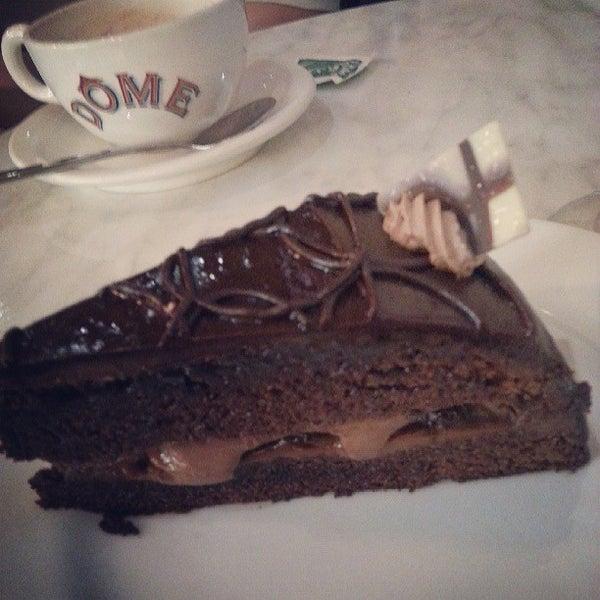 Photo taken at Dôme Café by Aunty D. on 5/19/2013