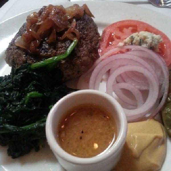 Photo taken at Al Biernat's Prime Steak & Seafood by Heather B- D. on 8/25/2013