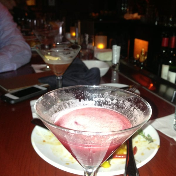 Photo taken at Fleming's Prime Steakhouse & Wine Bar by P Pam P. on 3/16/2013