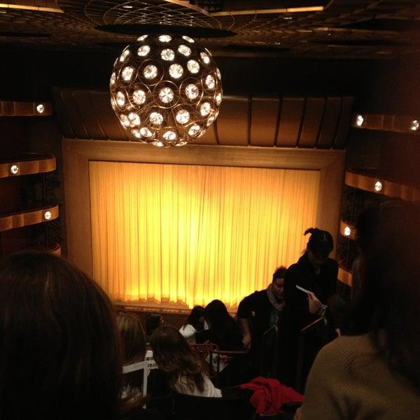 Photo taken at New York City Ballet by Amanda M. on 2/22/2013