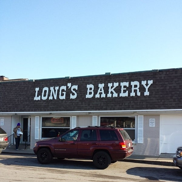 Photo taken at Long's Bakery by Terrance G. on 12/1/2013