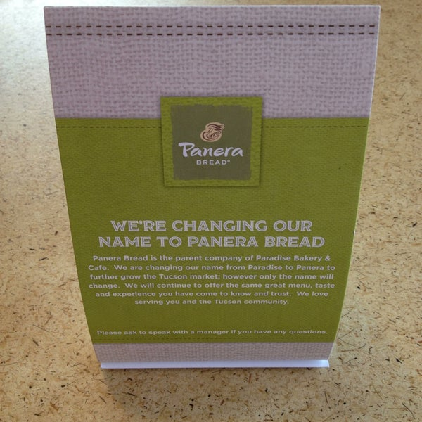 Photo taken at Panera Bread by Ted G. on 5/3/2013