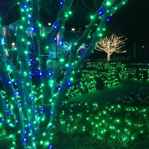 Photo taken at Atlanta Botanical Garden by Jennifer F. on 12/23/2012