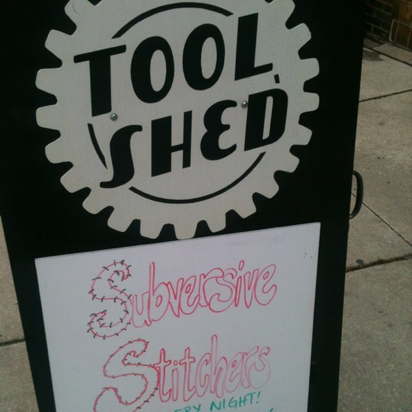 Photo taken at The Tool Shed: An Erotic Boutique by Christee M. on 1/6/2013