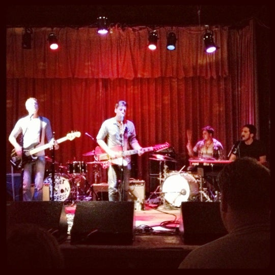 Photo taken at The Beachland Ballroom & Tavern by Emma B. on 5/16/2013