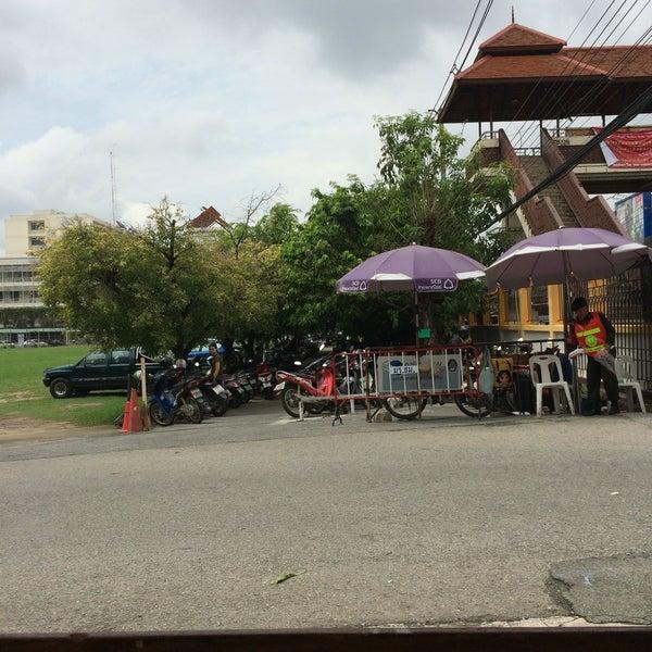 Photo taken at Chiang Mai Rajabhat University by Guy C. on 5/30/2016