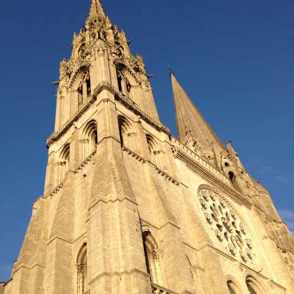 Photo taken at Cathedral Basilica of Our Lady by Nouffert R. on 8/24/2013