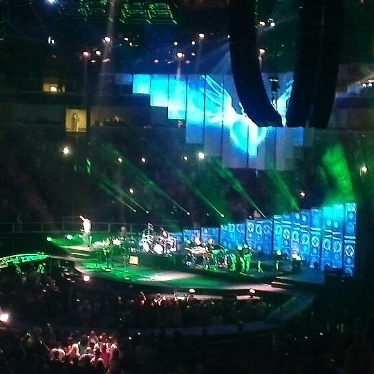 Photo taken at SAP Center at San Jose by Ujesh D. on 4/26/2013