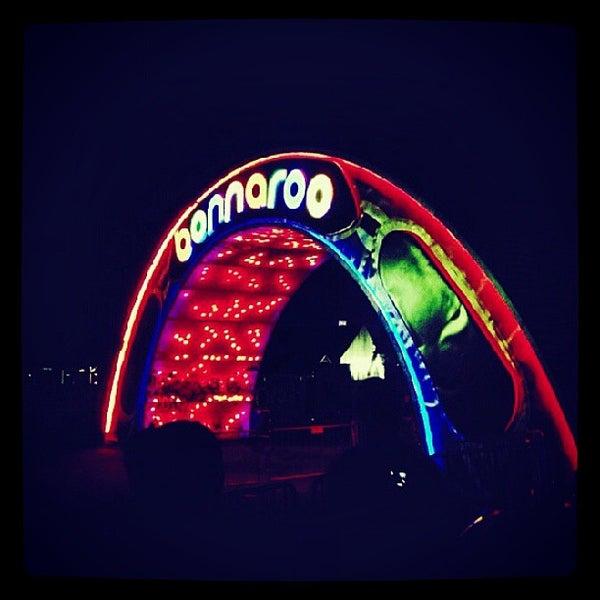 Photo taken at Bonnaroo Music & Arts Festival by David B. on 6/19/2013