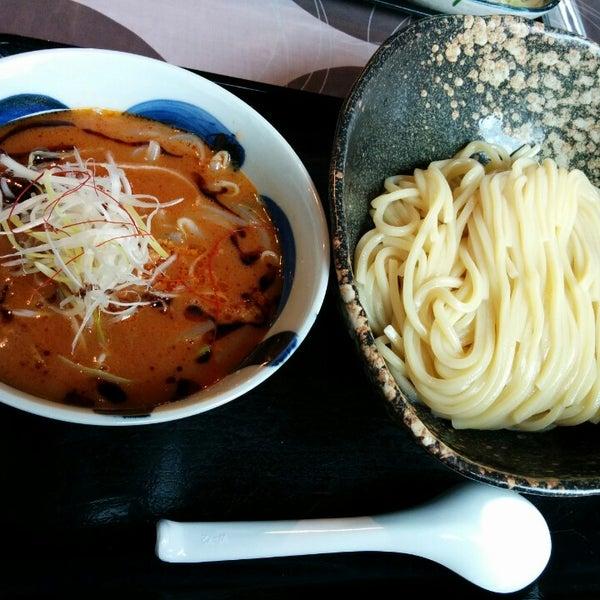 Photo taken at 三ツ矢堂製麺 下北沢店 by ブルーツリー on 1/24/2015