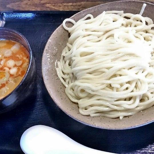 Photo taken at 三ツ矢堂製麺 下北沢店 by ブルーツリー on 1/19/2014