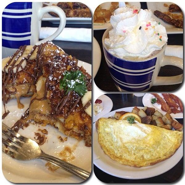 Photo taken at Stacks Pancake House by Brad C. on 12/22/2012