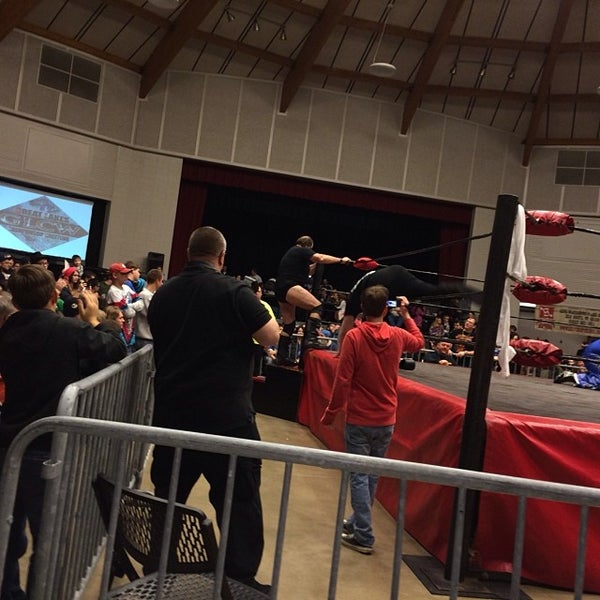 Photo taken at Waukesha County Expo Center by sean l. on 12/8/2013