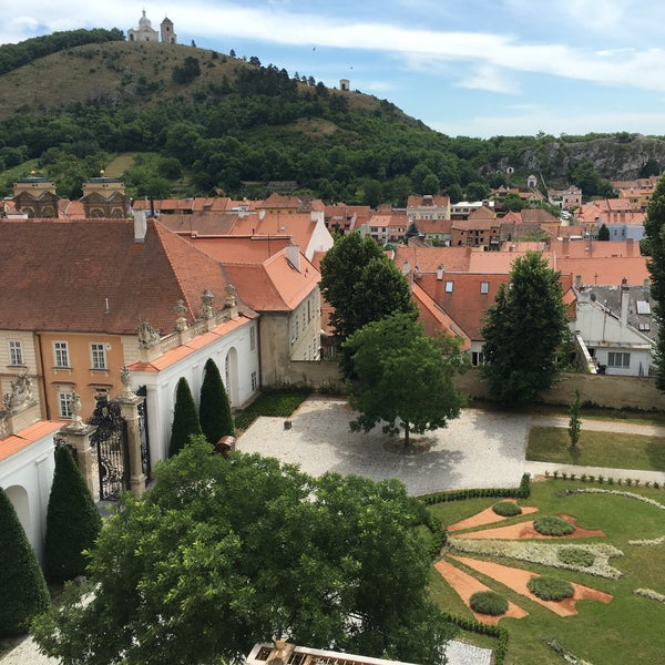 Photo taken at Zámek Mikulov by Philip A. H. on 6/19/2016