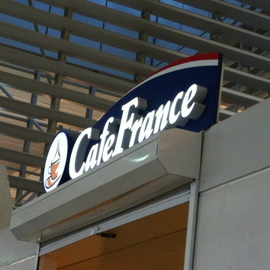 Photo taken at Cafe France by Embol R. on 11/20/2012