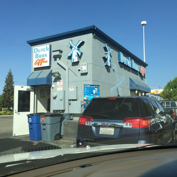 Photo taken at Dutch Bros. Coffee by Russell M. on 4/4/2015
