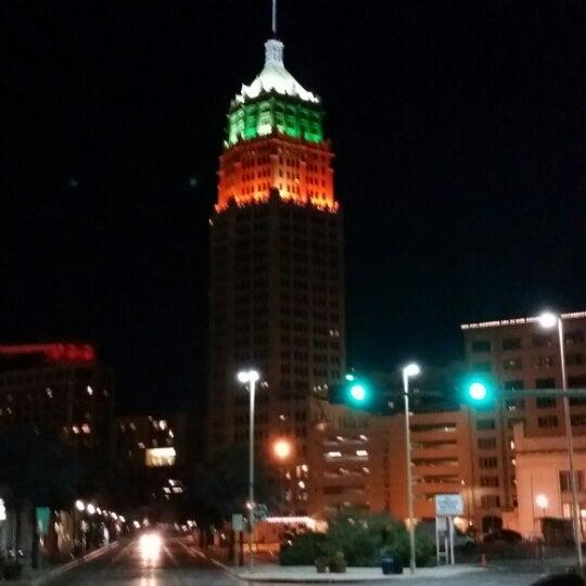 Photo taken at San Antonio by Jay C. on 12/24/2014