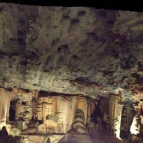 Photo taken at Cango caves by Svetlana G. on 1/2/2013