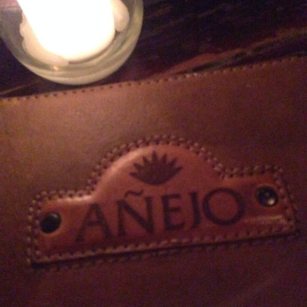 Photo taken at Añejo by David S. on 3/6/2014