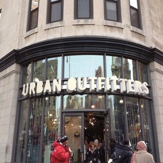Nyc urban clothing stores