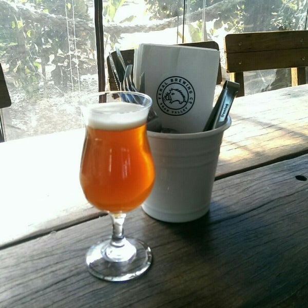 Photo taken at Feral Brewing Company by Milk I. on 8/2/2016