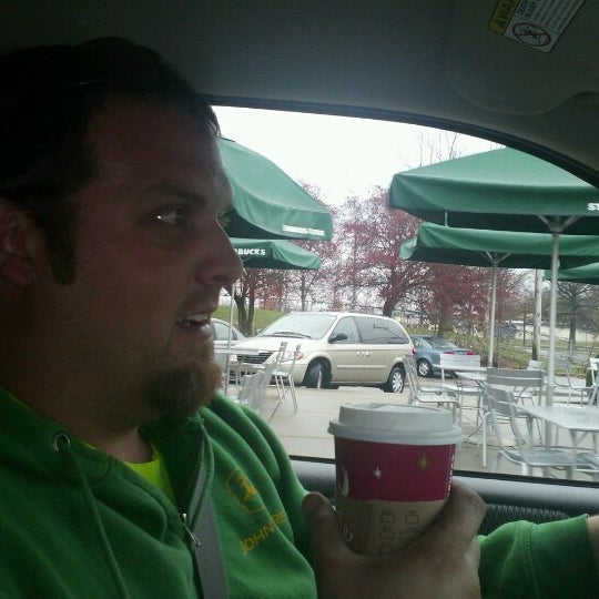 Photo taken at Starbucks by Ginger H. on 11/3/2012