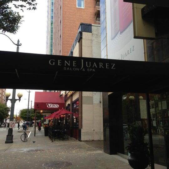 Photos at gene juarez salon spa seattle central for Salon seattle