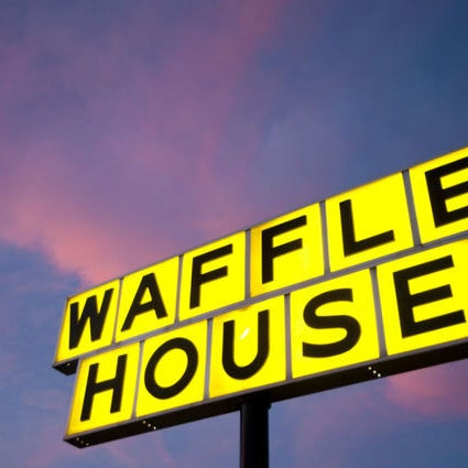 Photo taken at Waffle House by Waffle H. on 11/25/2016