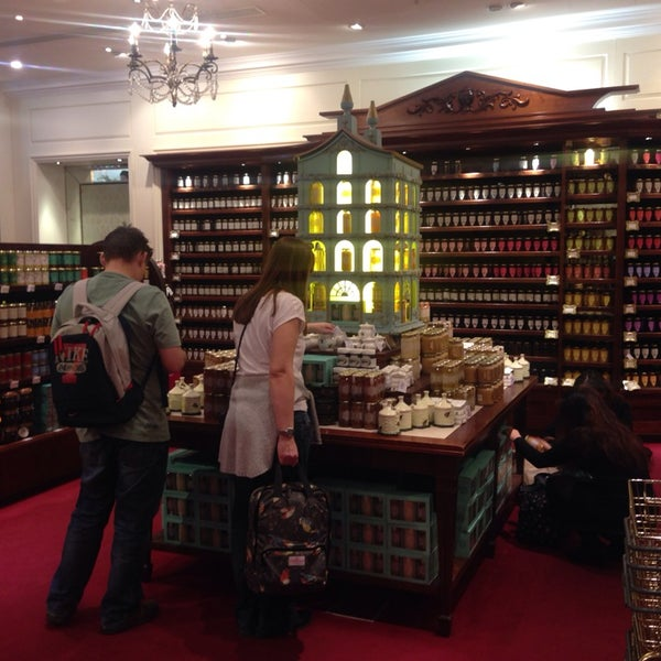 Photo taken at Fortnum & Mason 1707 Wine Bar by Ankit M. on 3/9/2014