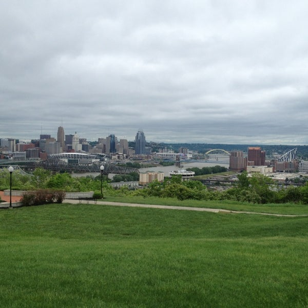 Photo taken at Devou Overlook by Jessica R. on 5/15/2014