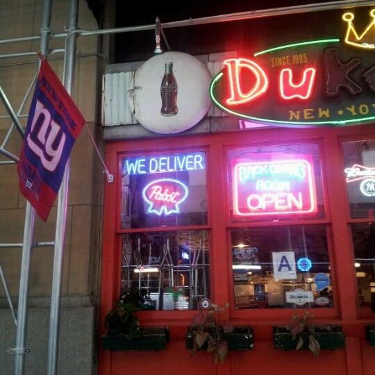 Photo taken at Duke's by Edgar L. on 10/2/2012