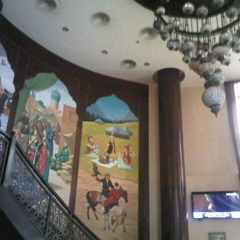 Photo taken at Gulnaz Cafe by Kulya K. on 10/16/2013