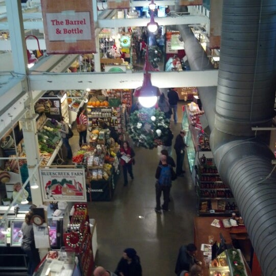 Photo taken at North Market by Scott M. on 12/1/2012