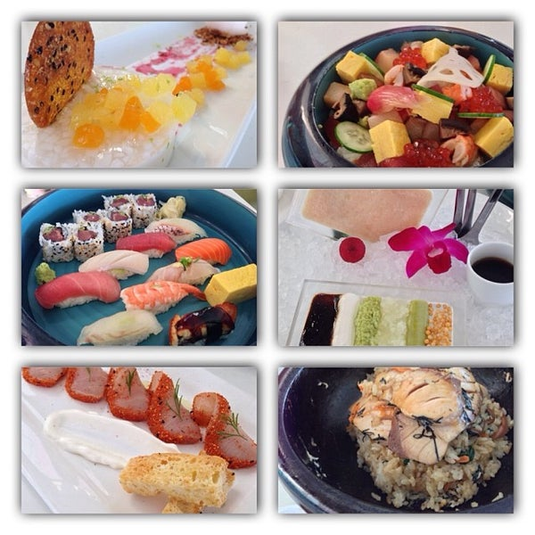Photo taken at Morimoto Waikiki by Toby T. on 3/12/2014