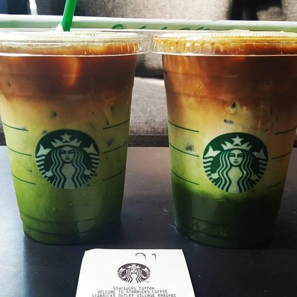Photo taken at Starbucks by กานต์ ต. on 9/27/2016