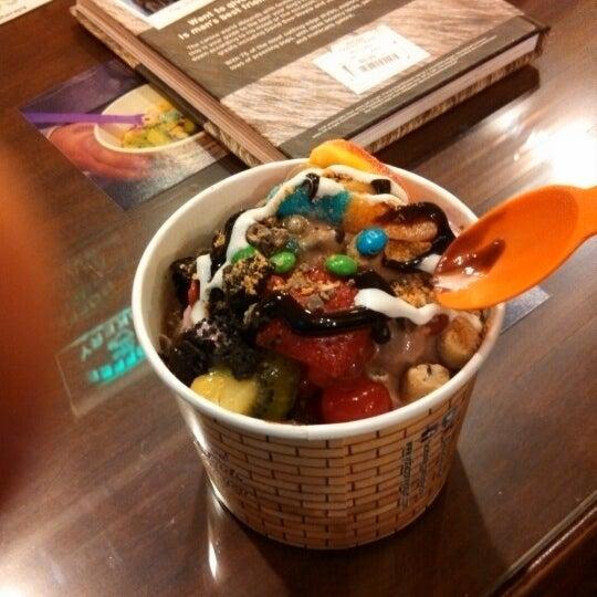 Cake Batter Ice Cream Lower East Side