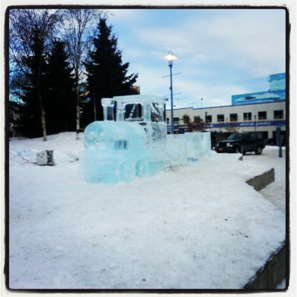 Photo taken at Alaska Center for the Performing Arts by Kurt M. on 12/29/2012