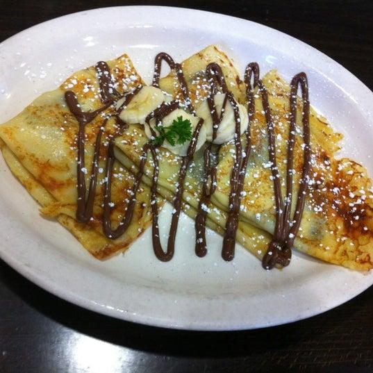 Photo taken at Stacks Pancake House by Amanda P. on 12/6/2012