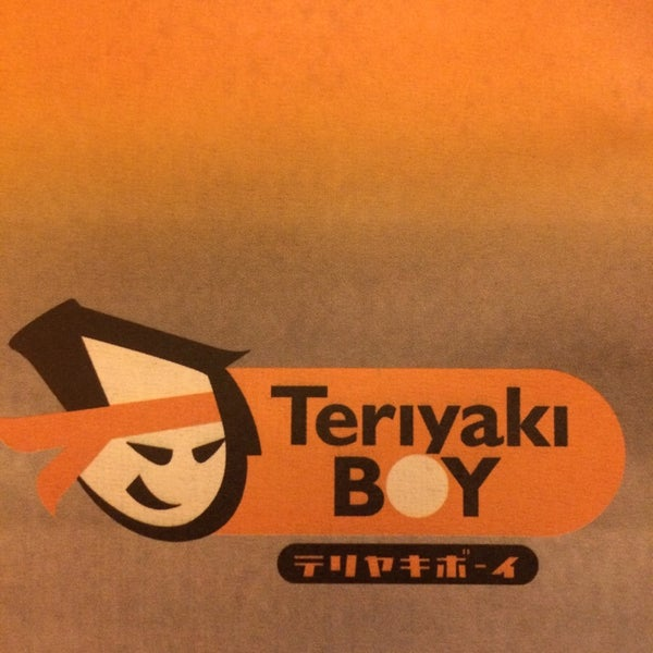 Photo taken at Teriyaki Boy by Ariel M. on 4/2/2014