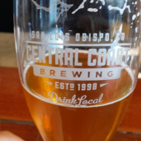 Photo taken at Central Coast Brewing by Jeramie B. on 11/12/2015